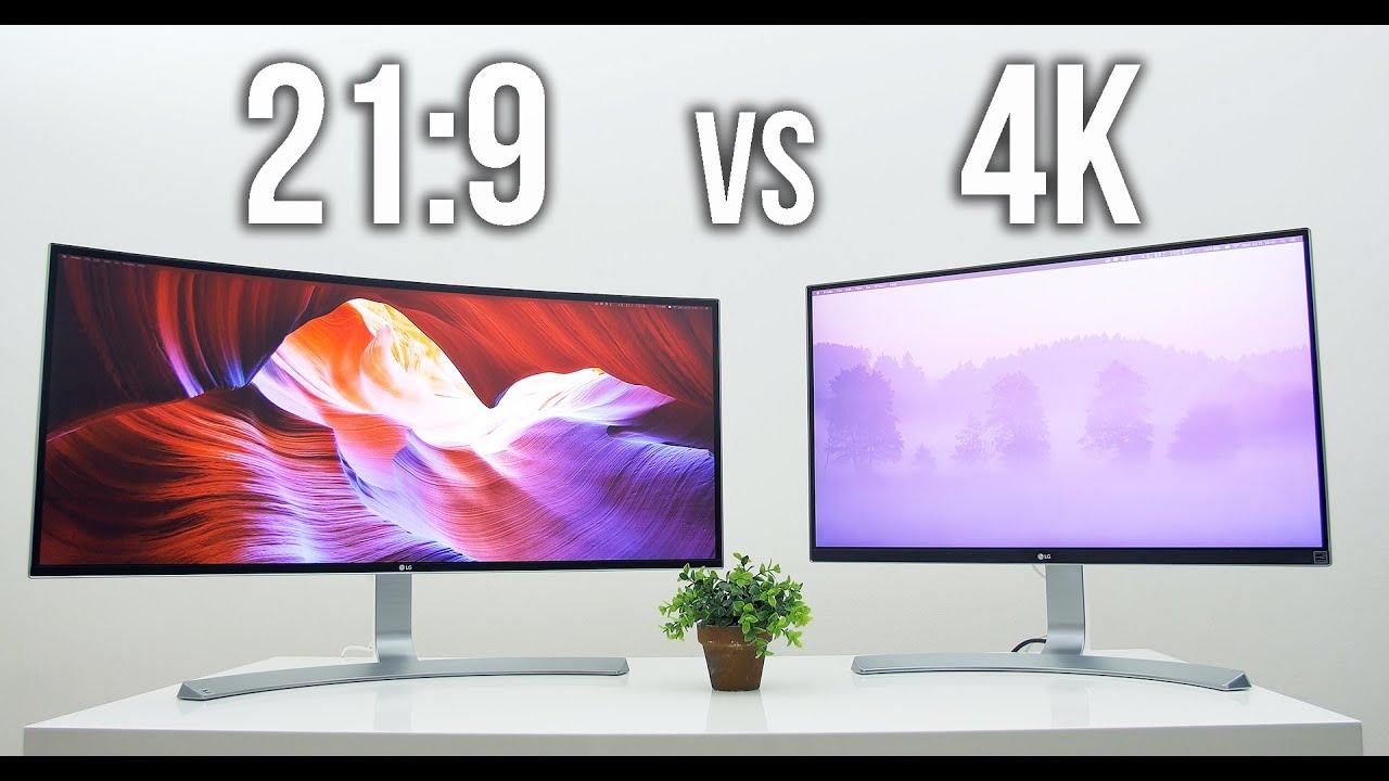 Ultrawide vs. 4K