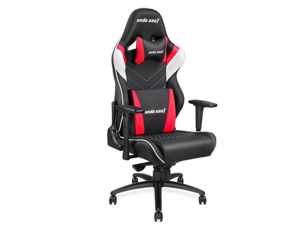 Anda Seat  Gaming Chair Dark Knight High Back 400lb Racing Style Seat