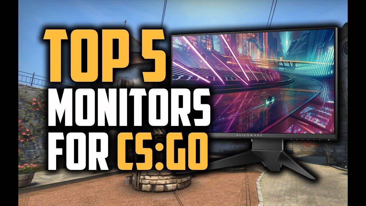 Best Monitor for CS:GO