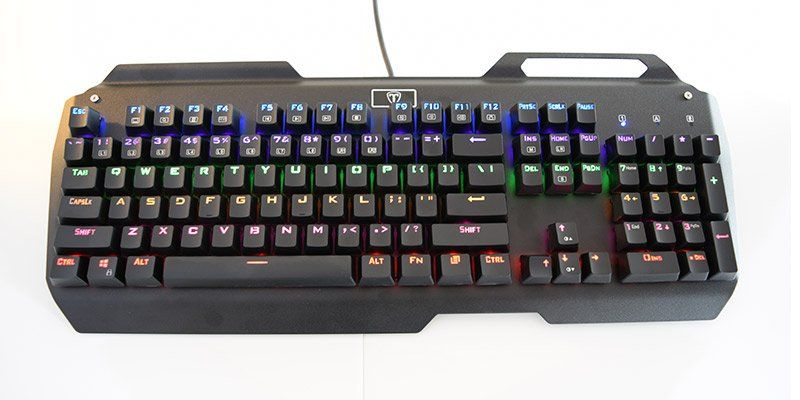 VicTsing Mechanical Keyboard.