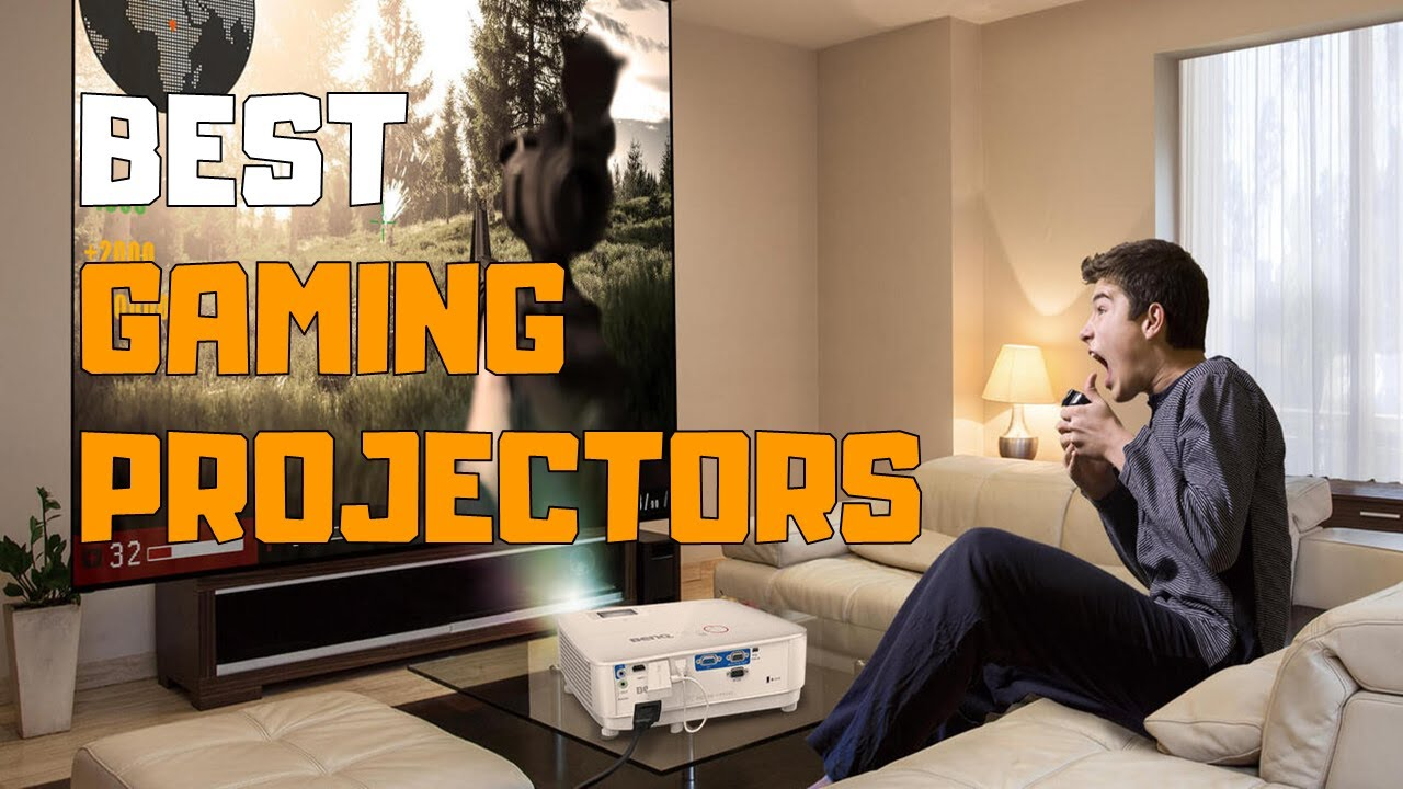 Best Gaming Projectors